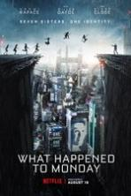 What Happened to Monday Full Movie Watch Online Free