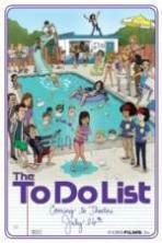 The To Do List ( 2013 )