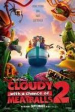Cloudy with a Chance of Meatballs 2 ( 2013 )