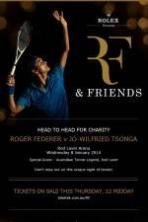 A Night with Roger Federer and Friends ( 2014 )