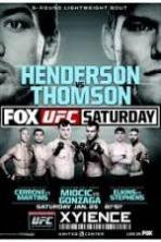UFC on Fox 10 Henderson vs Thomson ( 2014 )