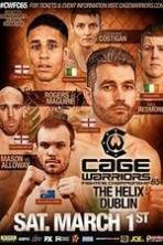 Cage Warriors 65: Maguire vs. Rogers ( 2014 )