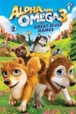 Alpha and Omega 3: The Great Wolf Games ( 2014 )