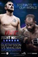 UFC Fight Night 38 Gustafsson vs Manuwa ( 2014 )