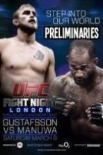 UFC Fight Night 38: Gustafsson vs. Manuwa Preliminaries ( 2014 )