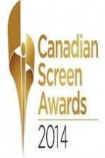 Canadian Screen Awards 2014 ( 2014 )