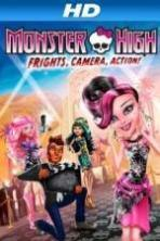 Monster High: Frights, Camera, Action! ( 2014 )