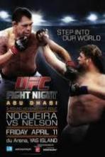 UFC Fight Night 40 Nogueira.vs Nelson ( 2014 )
