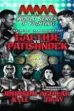 World Series of Fighting 8: Gaethje vs. Patishnock ( 2014 )