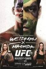 UFC 175: Weidman vs. Machida ( 2014 )