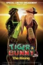 Tiger and Bunny The Rising ( 2014 )