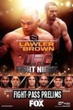 UFC on Fox 12: Lawler vs. Brown ( 2014 )