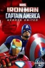 Iron Man and Captain America: Heroes United ( 2014 )