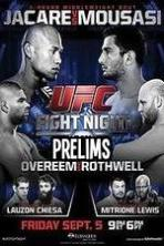 UFC Fight Night 50 Prelims ( 2014 )