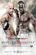 Bellator 125 Doug Marshall vs. Melvin Manhoef ( 2014 )