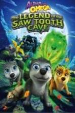 Alpha and Omega: The Legend of the Saw Tooth Cave ( 2014 )