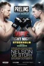 UFC Fight Night 53 Prelims ( 2014 )