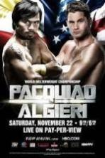 Manny Pacquiao vs Chris Algieri ( 2014 )