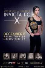 Invicta FC 10 Waterson vs Tiburcio ( 2014 )