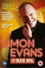 Simon Evans - Live At The Theatre Royal ( 2014 )
