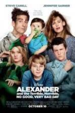 Alexander and the Terrible Horrible No Good Very Bad Day ( 2014 )