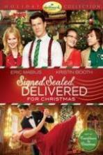 Signed Sealed Delivered for Christmas ( 2014 )
