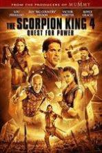 The Scorpion King 4 Quest for Power ( 2015 )