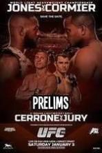 UFC 182 Preliminary Fights ( 2015 )