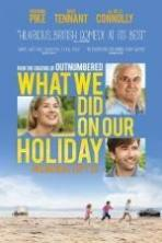 What We Did on Our Holiday ( 2014 )