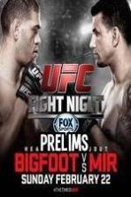 UFC Fight Night 61 Bigfoot vs Mir Prelims ( 2015 )