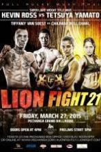 Lion Fight 21 ( 2015 )