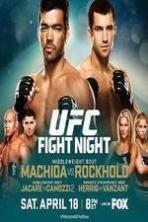UFC on Fox 15 Machida vs Rockhold ( 2015 )