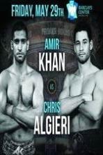 Premier Boxing Champions Amir Khan Vs Chris Algieri ( 2015 )