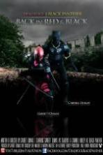 DeadPool Black Panther Back in Red & Black ( 2014 )