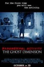 Paranormal Activity: The Ghost Dimension ( 2015 )