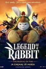 Legend of a Rabbit The Martial of Fire ( 2015 )