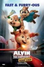 Alvin and the Chipmunks The Road Chip ( 2015 )