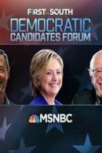 First in the South Democratic Candidates Forum on MSNBC ( 2015 )