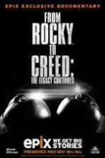 From Rocky to Creed The Legacy Continues ( 2015 )