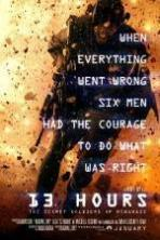 13 Hours The Secret Soldiers of Benghazi ( 2016 )