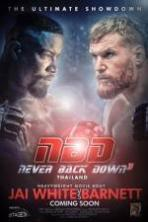 Never Back Down No Surrender ( 2016 )