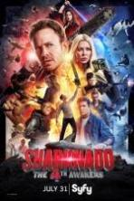 Sharknado 4 The 4th Awakens (2016)