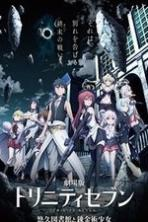 Trinity Seven the Movie: Eternity Library and Alchemic Girl ( 2017 )