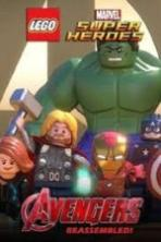 Lego Marvel Super Heroes Avengers Reassembled