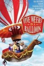Five Weeks in a Balloon ( 1962 )