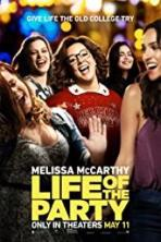 Watch Life of the Party (2018) Full Movie Online Free
